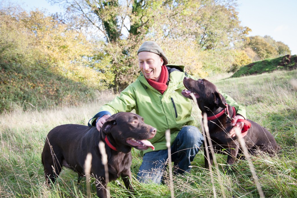 Dog Walker Bristol Labradors